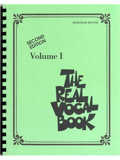 The Real Vocal Book: Volume 1 (European 2nd Edition) Books | Voice