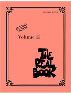 The Real Book Volume II - Second Edition Books | C Instruments