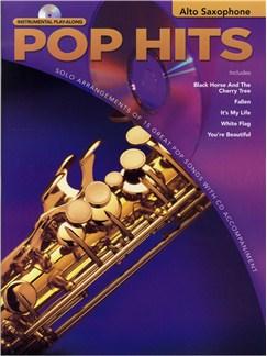 Instrumental Play-Along: Pop Hits - Alto Saxophone Books and CDs | Alto Saxophone
