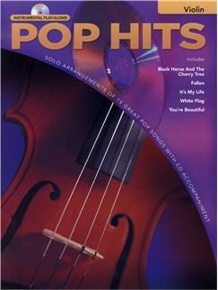 Instrumental Play-Along: Pop Hits - Violin Books and CDs | Violin