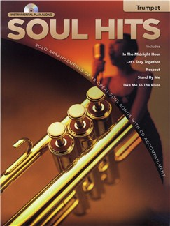 Instrumental Play-Along: Soul Hits (Trumpet) Books and CDs | Trumpet