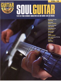 Hal Leonard Guitar Play-Along Volume 19: Soul Guitar Books and CDs | Guitar, Guitar Tab