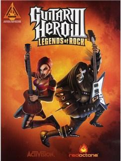 Guitar Hero III - Legends Of Rock Books | Guitar Tab