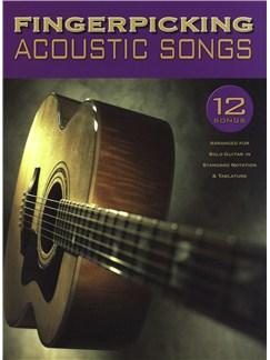 Fingerpicking Acoustic Songs Books | Guitar