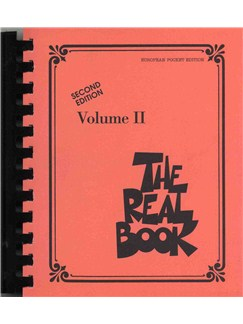 The Real Book Volume II - Second Edition (European Pocket Edition) Livre | Tous Les Instruments