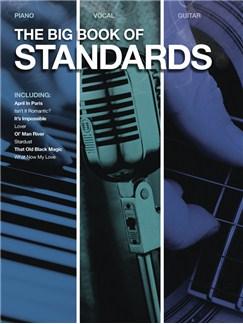 The Big Book Of Standards Books | Piano, Vocal & Guitar