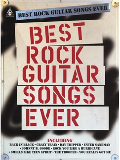Best Rock Guitar Songs Ever Books | Guitar, Guitar Tab