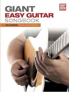 The Giant Easy Guitar Songbook Books | Guitar Tab, Guitar