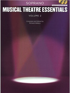 Musical Theatre Essentials: Soprano - Volume 2 (Book/2CDs) Books and CDs | Soprano, Piano Accompaniment
