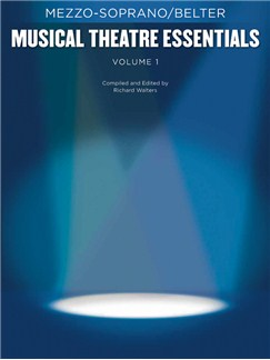 Musical Theatre Essentials: Mezzo-Soprano - Volume 1 (Book Only) Books | Mezzo-Soprano, Piano Accompaniment
