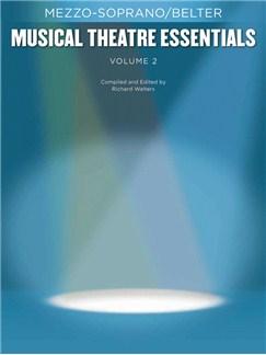 Musical Theatre Essentials: Mezzo-Soprano - Volume 2 (Book Only) Books | Mezzo-Soprano, Piano Accompaniment