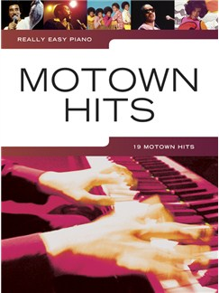 Really Easy Piano: Motown Hits Books | Piano