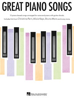 Great Piano Songs Books | Piano, Vocal & Guitar