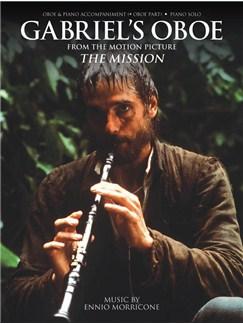 Ennio Morricone: Gabriel's Oboe (Piano Solo Or Oboe/Piano) Books | Oboe, Piano Accompaniment, Piano