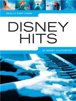Really Easy Piano: Disney Hits Books | Piano, Easy Piano