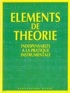 Sophie Jouve-Ganvert : Eléments De Théorie Books | All Instruments