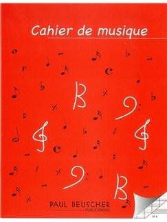 Cahier De Musique À 8 Portées  | All Instruments