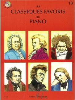 Les Classiques Favoris Du Piano - Volume 1B Books | Piano