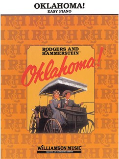 Oklahoma!: Easy Piano Books | Piano and Voice, with Guitar chord symbols