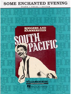 Rodgers And Hammerstein: Some Enchanted Evening (South Pacific) Books | Piano and Voice, with Guitar Chord Symbols