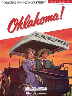 Rodgers and Hammerstein: Oklahoma! - Vocal Selections Books | Piano and Voice, with Guitar chord boxes