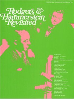 Rodgers And Hammerstein Revisited Books | Piano and Voice, with Guitar chord symbols