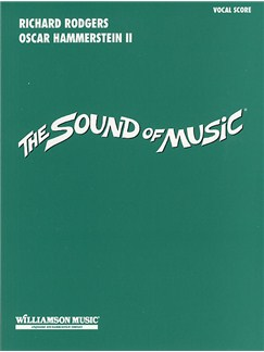 Rodgers And Hammerstein: The Sound Of Music (Vocal Score) Books | Voice, Piano