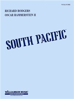 South Pacific: Vocal Score Books | Voice, Piano