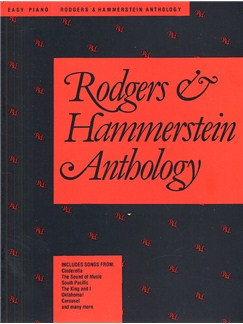 Rodgers And Hammerstein Anthology (Easy Piano) Books | Piano and Voice, with Guitar chord symbols