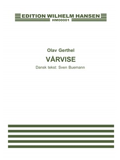 Olav Gerthel: Varvise Books | Voice, Piano Accompaniment
