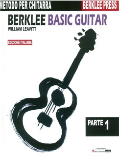 William Leavitt: Berklee Basic Guitar - Metodo Per Chitarra Books | Guitar
