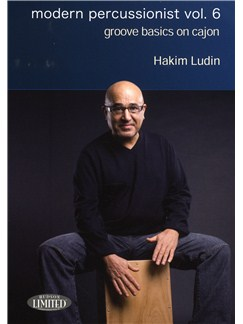 Hakim Ludin: Modern Percussion Vol. 6 - Groove Basics On Cajon DVDs / Videos | Cajon