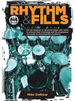 Rhythm And Fills (Book/CD) Books and CDs | Drums