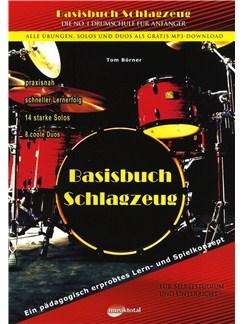 Tom Börner: Basisbuch Schlagzeug Books | Drums