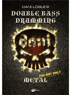 Double Bass Drumming: Not Only For Metal (English) Books | Drums