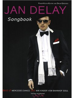Jan Delay: Songbook Books | Piano, Vocal & Guitar