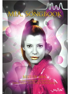 Mia: Songbook - Best Of Mia Books | Piano, Vocal & Guitar