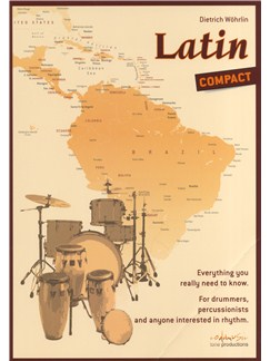 Dietrich Wöhrlin: LatinCOMPACT Books | Drums, Percussion