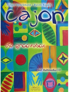 Holger Denckmann/Ruven Ruppik: Cajon - Die Groovebox Books and CDs | Cajon