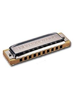 Hohner: Blues Harp B-Flat Harmonica Instruments | Harmonica