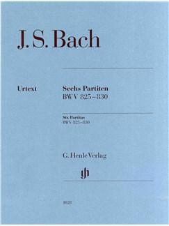 J.S. Bach: Six Partitas BWV 825-830 (Urtext) Books | Piano