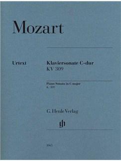 W.A. Mozart: Piano Sonata In C K.309 (284b) - Urtext Books | Piano