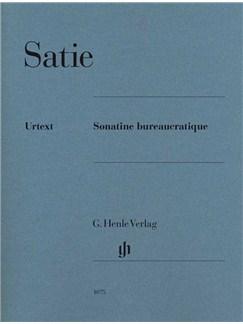 Erik Satie: Sonatine Bureaucratique Books | Piano