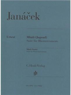 Leos Janácek: Mládí (Youth) - Suite For Wind Instruments (Parts) Books | Wind Instruments