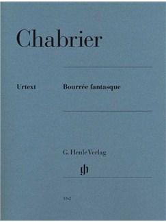 Emmanuel Chabrier: Bourrée fantasque Books | Piano