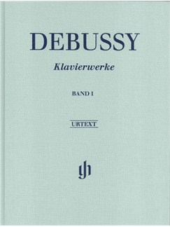Claude Debussy: Piano Works - Volume I (Hardback) Books | Piano