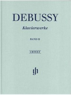 Claude Debussy: Piano Works - Volume II (Hardback) Books | Piano