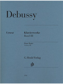 Claude Debussy: Piano Works - Volume III (Paperback) Books | Piano