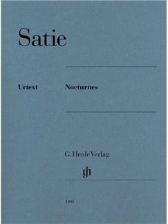 Erik Satie: Nocturnes Books | Piano