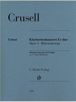 Bernhard Henrik Crusell: Clarinet Concerto In E-Flat Major Op.1 Buch | Klarinette, Klavierbegleitung